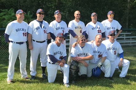 Caledonia Bucks team picture