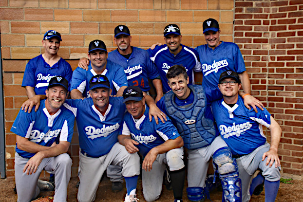 Vergennes Dodgers team picture