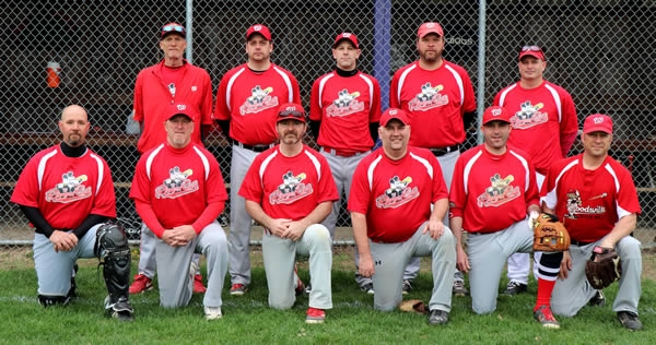 Woodsville River Rats team picture